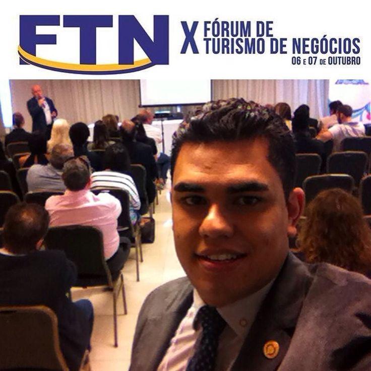 Em um dos maiores eventos nacionais e internacionais do Sul do Brasil X Fórum de Turismo e Negócios. #FTN #Turismo #Negócios #SC #PR #Floripa #Argentina #Work #Job #Linkedin