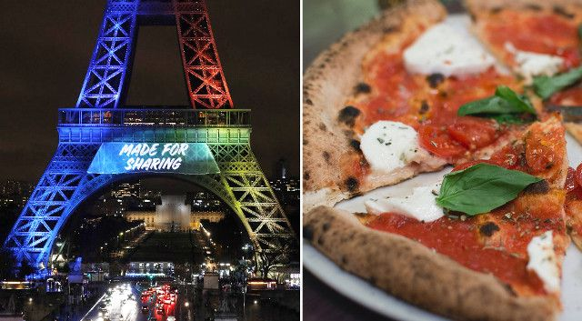 Académie Française blasts Paris Olympics' English slogan for 'sounding like a pizza commercial'