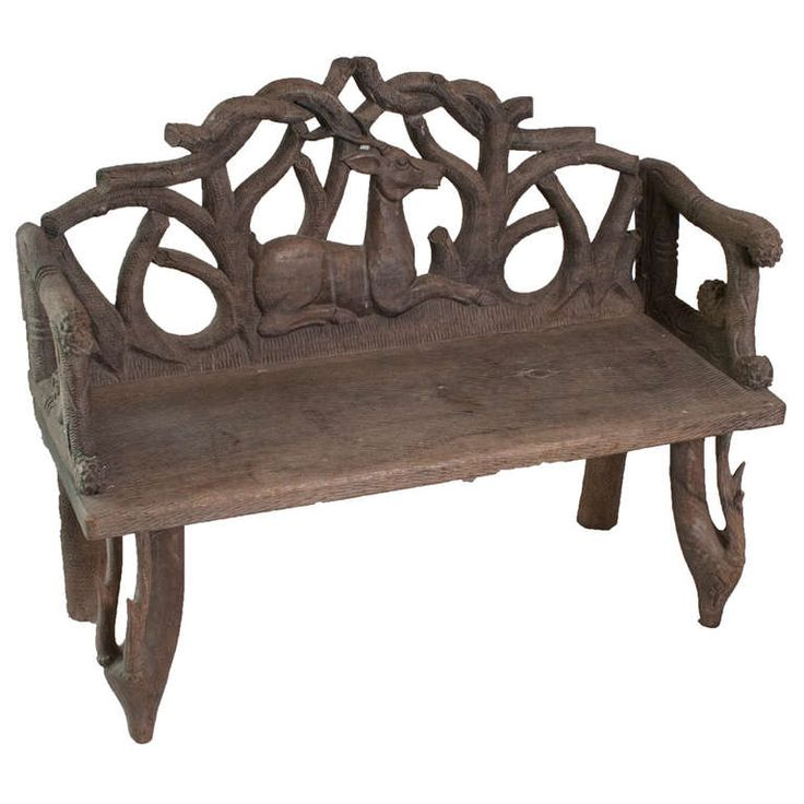 Best brienz bench chairs carvings images on pinterest