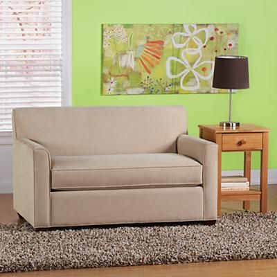 sofa to twin bed from land of nod comes in lots of colors too