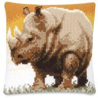Rhino Pillow Top