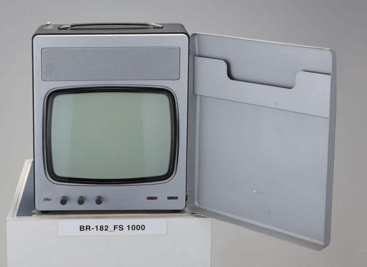 FS 1000 portable television prototype
