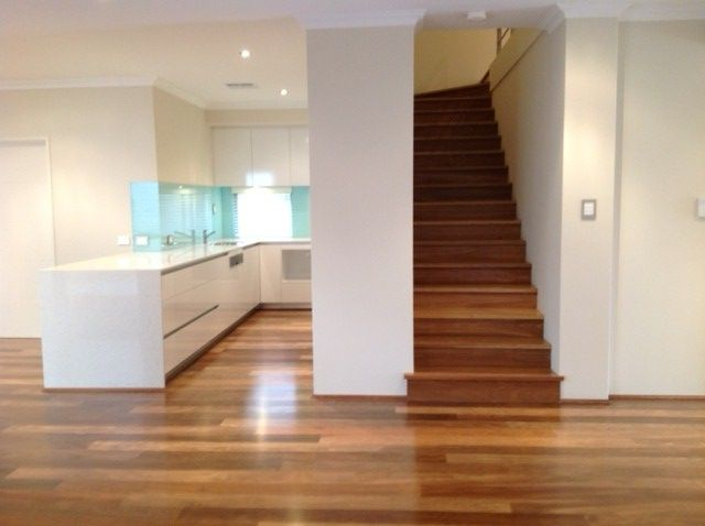 Love the timber floors | Dale Alcock Homes