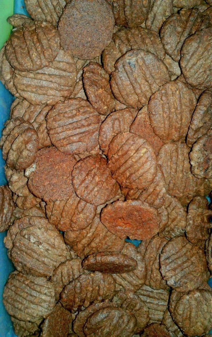 koka sušienky - stojí to za vyskúšanie ak máte radi tie kupované klasické v krabičke ;)