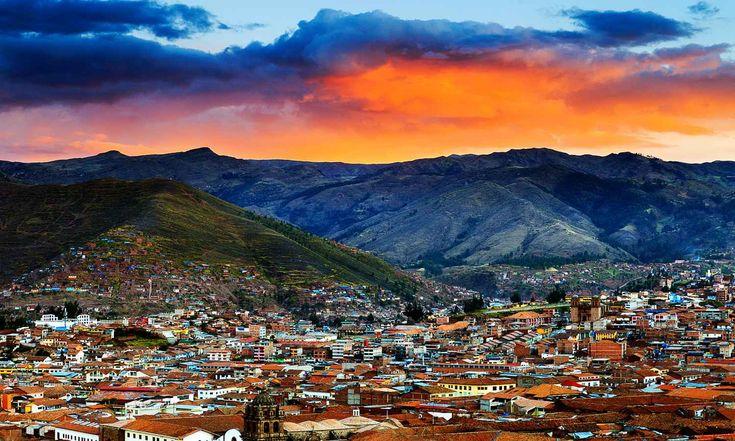 Древний город Куско, Перу