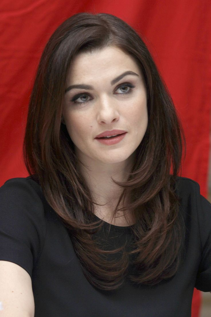 Rachel Weisz. Pretty hair.