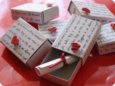 tarjetas de amor manualidades originales - Buscar con Google