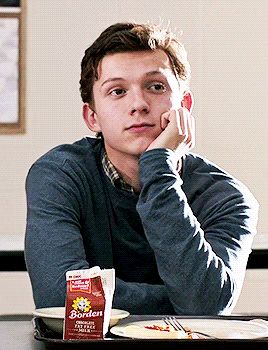 """One of my favourite things in Spider-man: Homecoming was Tom Holland's acting, it was just so heatbreakingly and brilliantly spot on. There wasnt a single moment where I thought, """"that's not Peter Parker"""", not only does he look like he was born to play the role. But you really felt like he was scared, although it turned me into an emotional wreck, you could clearly see that because of his age, he's going to be scared of big scale situations- continued in comments"""