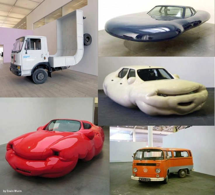 car, artsmad , art