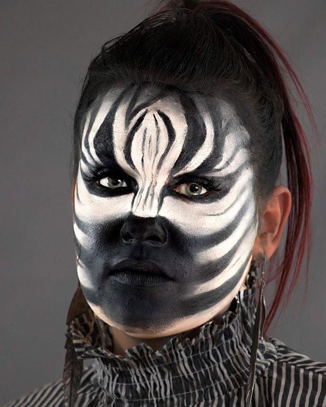 Zebra Kostum Selber Machen Diy Anleitung 2019 Karneval Kostume