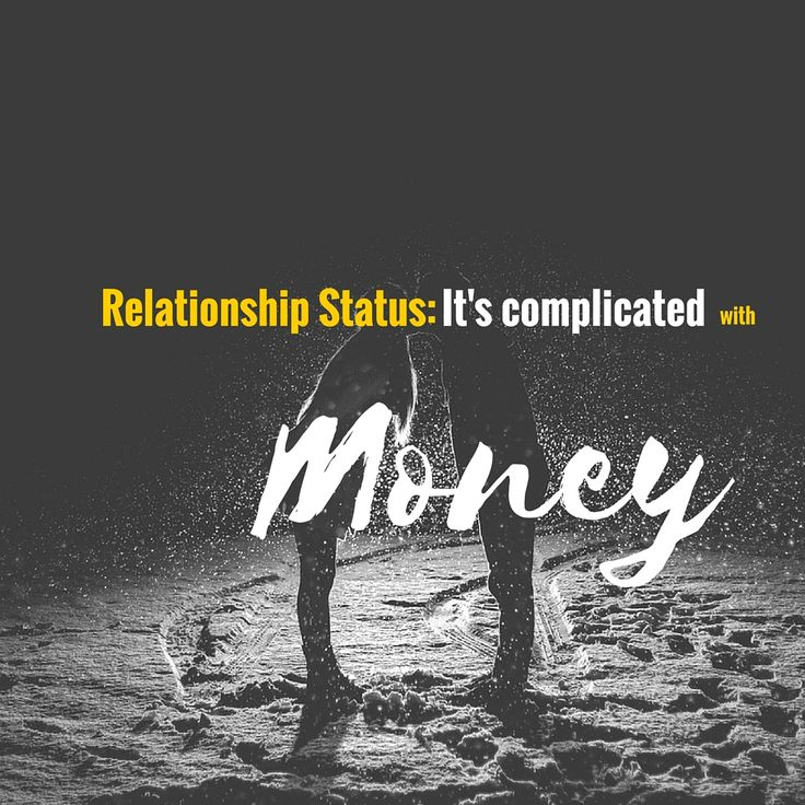 Understand your relationship to money. It's an obvious statement but if you think you are bad at maths for example, for sure you will be – because humans have a remarkable ability to bring their beliefs into reality. The same is true for money: if you think you are bad at it, or you are scared of money, or you don't believe you are worthy of wealth – then you will never keep money until you resolve those issues.  #money #wealth #entrepreneur #relationshipstatus #itscomplicated #savings