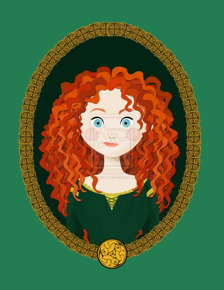 Merida by joeyellson