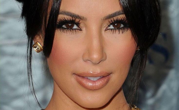 Universo Feminino.: Os segredos da maquiagem de Kim Kardashian