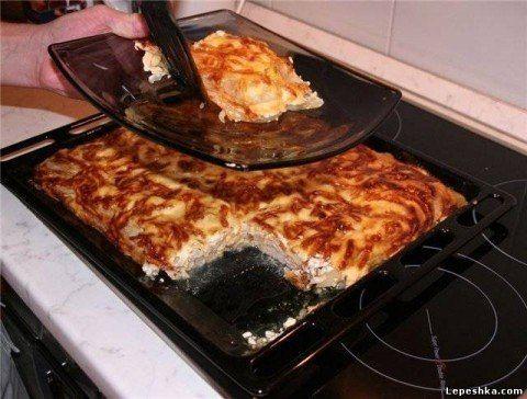 Картошка по-французки в духовке