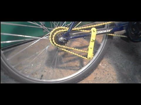 trzeci rower dwubiegowy /retro direct two speed bicycle (Hirondelle)