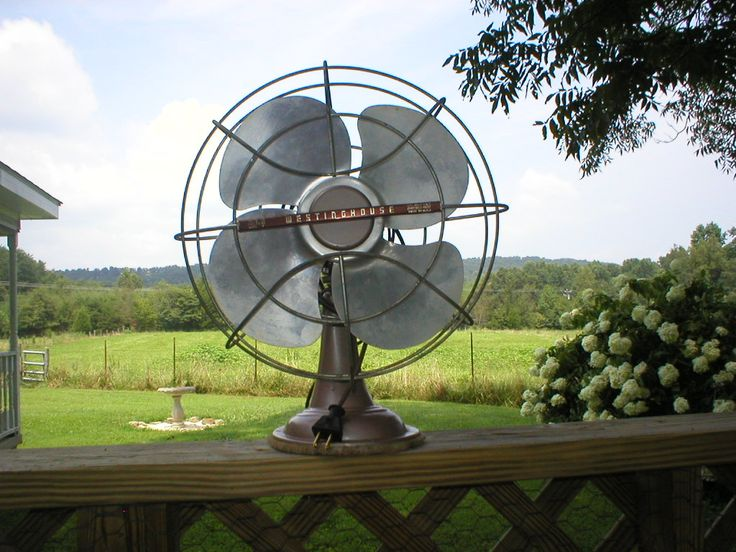 Electric Fan Schuyler Wheeler S Looking For A Beautiful Table Fan Like This  For Your Home