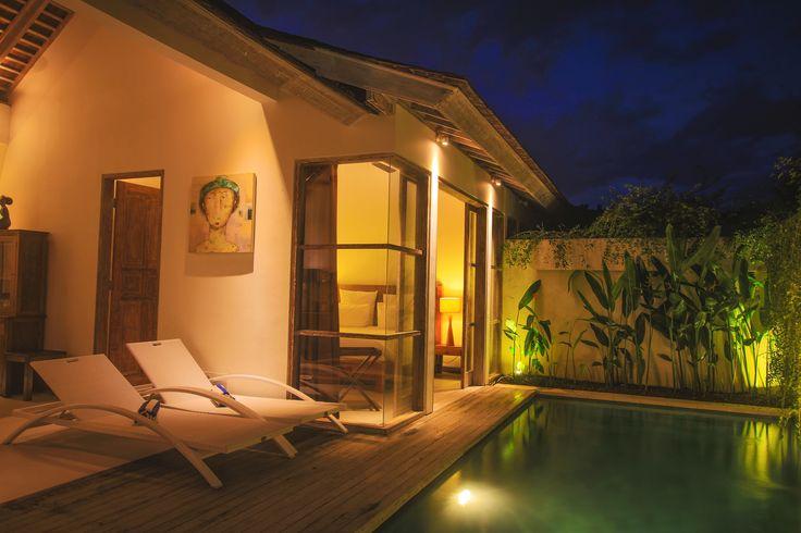 A beautiful evening at The Decks Bali Villas!!  #Bali #Indonesia #Legian #Beach #villa #BalineseVilla #PoolVilla #PrivateVilla #VillaForRent #WhenInBali #EatPrayLove #Seminyak #BeachVacation #travel #holiday #PoolParty #BeachParty #honeymoon