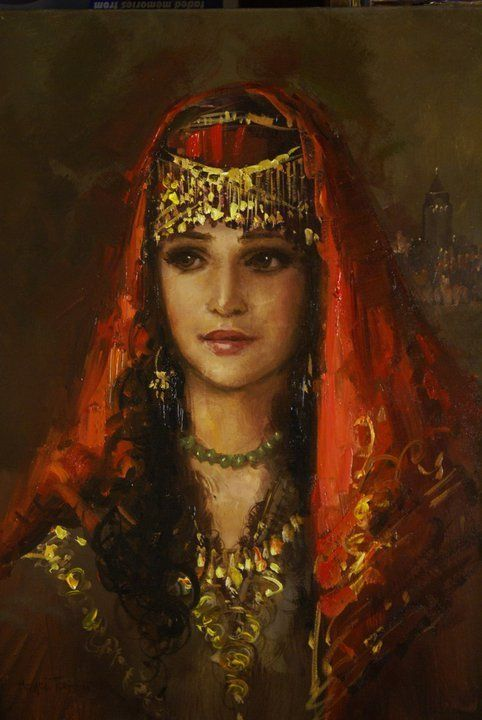 Gypsy Painting