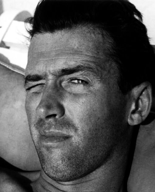 I like this candid, natural shot of James Stewart, 1930s