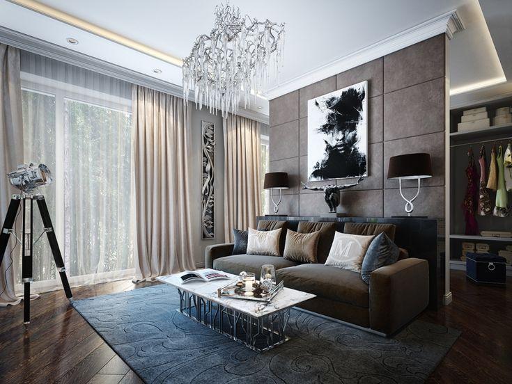 Мини гостиная - Галерея 3ddd.ru