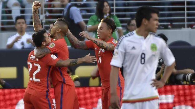 México vs. Chile hoy EN VIVO por la Copa América Centenario 2016