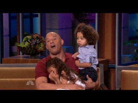 Vin Diesel Interview @ The Jay Leno Show 2013 - (BEST INTERVIEW EVER)..:) - YouTube