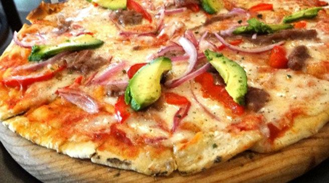 Avocados are a nutritional powerhouse and their creamy texture appeals to children of all ages. Try this delicious Avocado Pizza recipe from New Zealand Avocado