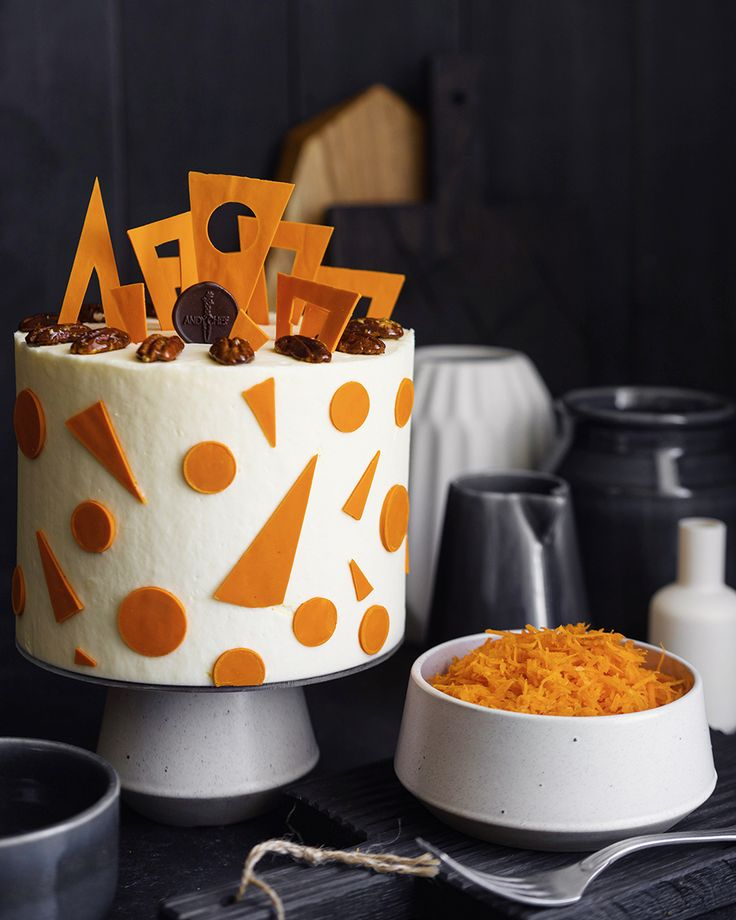 Морковный торт — идеал найден!