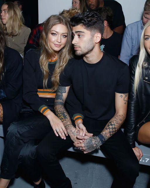 Lily Of The City:  Lily Of The City at London Fashion WeekGigi Hadid...