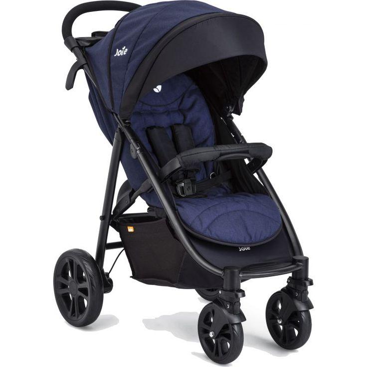 Joie Litetrax 4-Wheel Stroller-Eclipse (New)