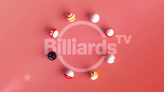 Billiards TV Network ID