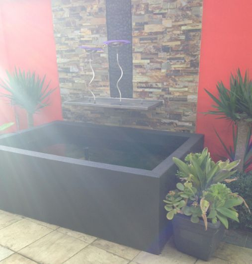 111 best images about fountains on pinterest gardens for Fish pond hydroponics