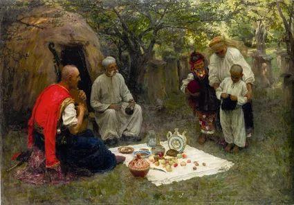 худ Красицький 1901р Львів