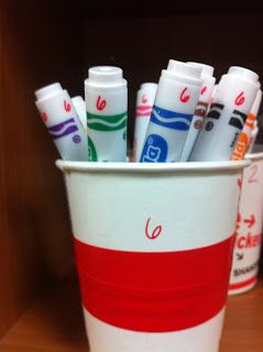 Spectacular 2nd Grade: Organizing Supplies and Classroom Photo Dump