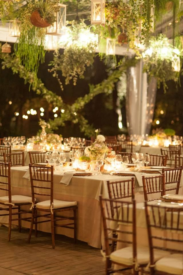 green house wedding