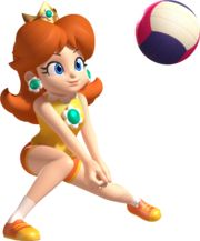 Princess Daisy wiki page