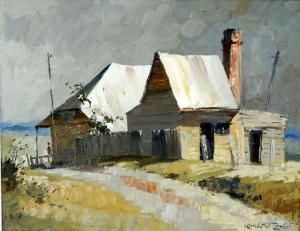 Robert John Lovett ~ Roadside Cottage