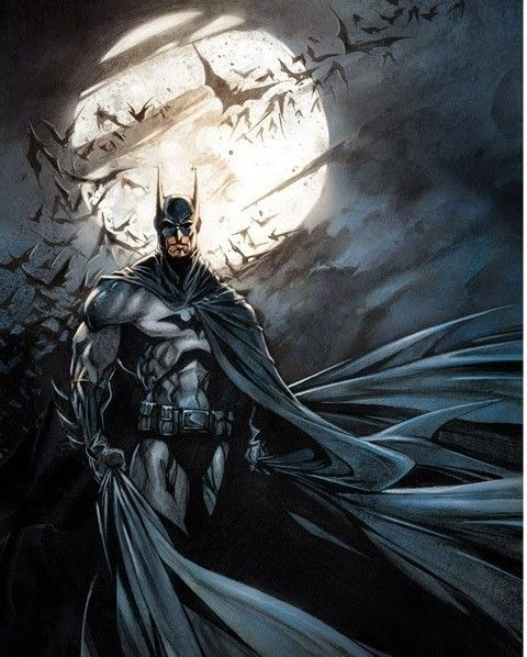 #Comic #DC #Batman