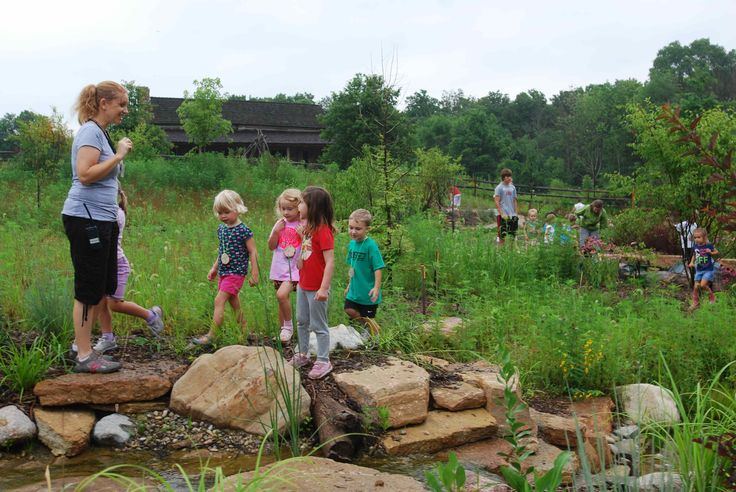 nature play space marge and charles schott - Google Search