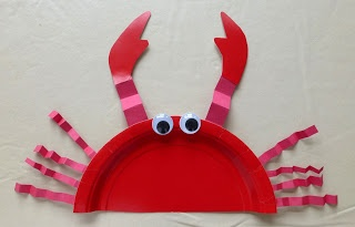 Craftulate: Crab and Lobster Activities