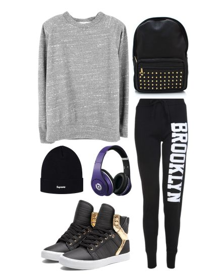 skinny sweatpants outfit - Google Search