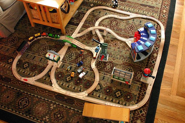 16 Best Wooden Railways Amp Trains Images On Pinterest