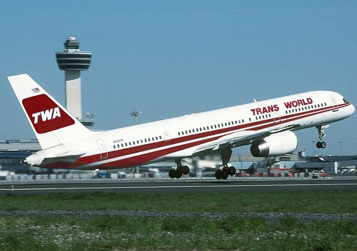 Trans World Airlines (TWA) Boeing 757-200