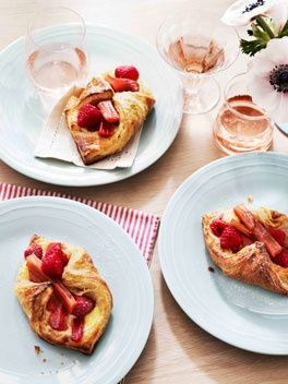Morning pastry