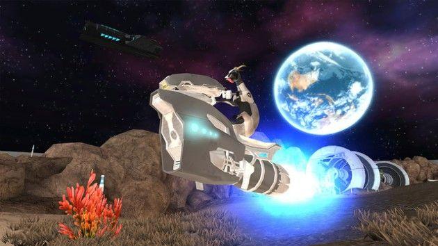 Goat Simulator Waste of Space: le capre vanno nello spazio!