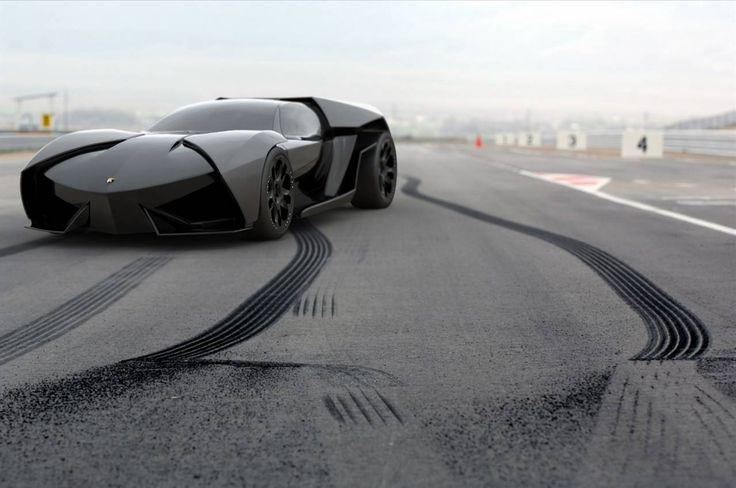 Lamborghini Ankonian, the Batmobile that you can buy.