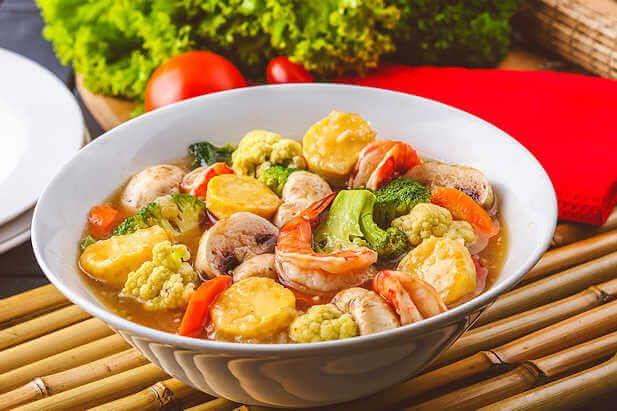 Resep Sapo Tahu Saus Resep Diet Diet Resep