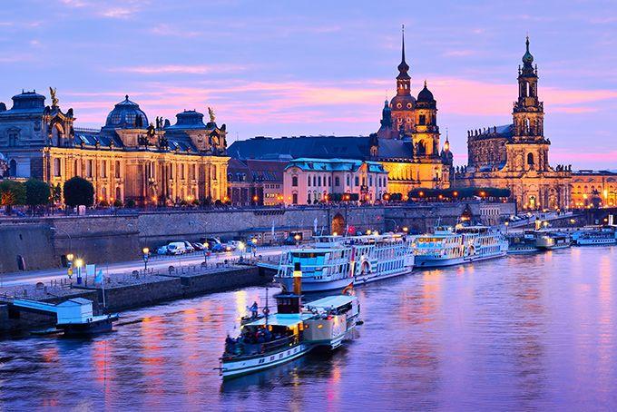 10 идей коротких поездок из Праги
