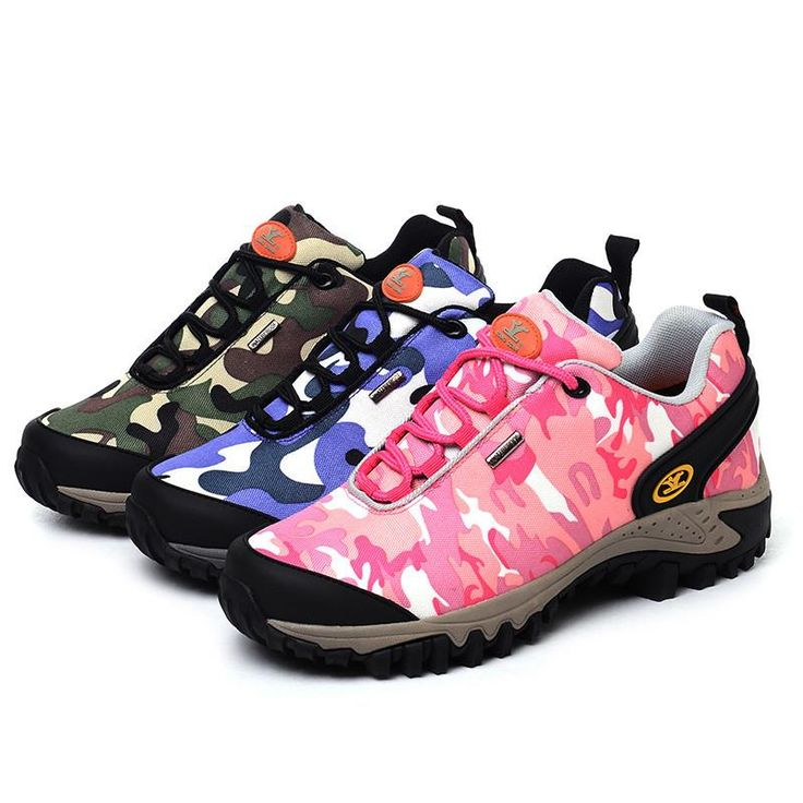 2015 Camouflage Hiking Shoes For Men And Women Wading Shoes Outdoor Shoes Breathable Camping Shoes Pink Blue Amry Green From Jacobwang100, $36.65 | Dhgate.Com
