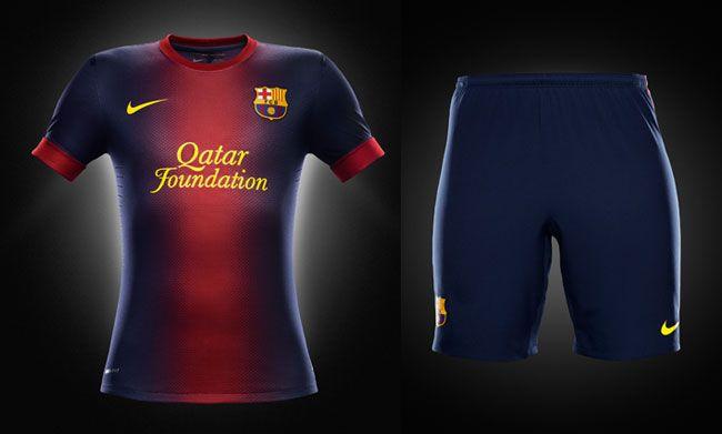 Conheça o novo uniforme do Barcelona - http://bagarai.com.br/conheca-o-novo-uniforme-do-barcelona.html